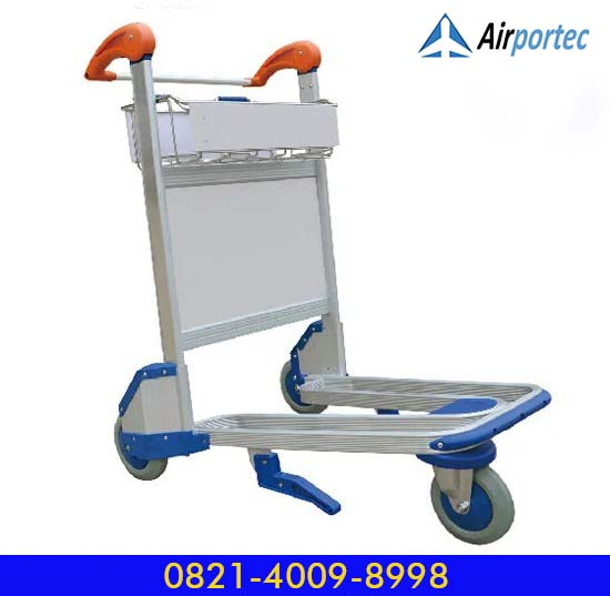 Harga troli bandara murah di surabaya type GCS1-250