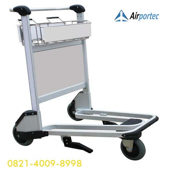 Jual trolli barang untuk bandara murah dan berkualitas GCS7-250