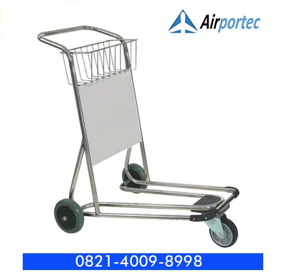 Surabaya Troli bandara murah berkualitas GCJ-200