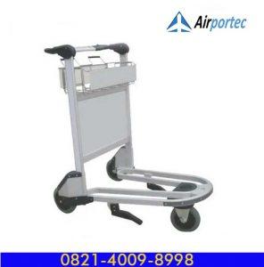 Troli aluminium untuk bandara termurah GCS9-250