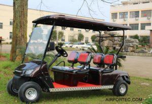 4 Seats Golf Car airportec.com