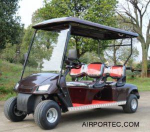 4 Seats Golf Car2 airportec.com
