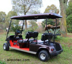 4 Seats Golf Car3 airportec.com