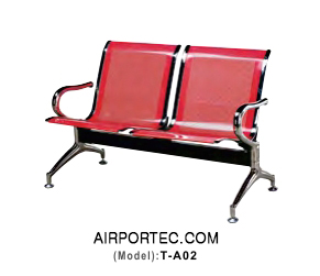 Airport Chair series Model T-A02 airportec.com