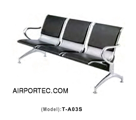 Airport Chair series Model T-A03S airportec.com