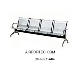 Airport Chair series Model T-A04 airportec.com