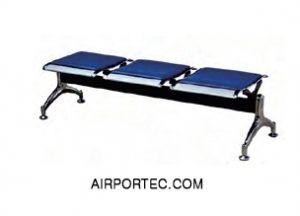 Airport Chair series Model Y-003S AIRPORTEC.COM