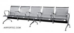 Airport chair Model WL500-K05C airportec.com