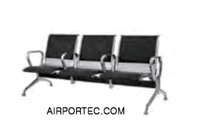 Airport chair model WL500-K03CS airportec.com