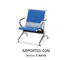 Airport chair series model T-A01S airportec.com
