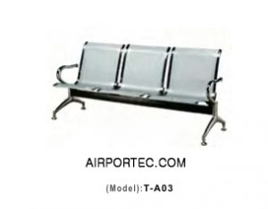 Airport chair series model T-A03 airportec.com