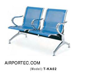 Airport chair series model T-KA02
