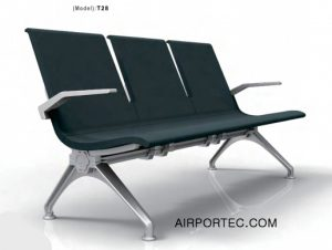 Airport chair series model T28A