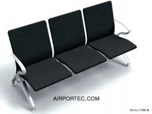 Airport chair series model T29A