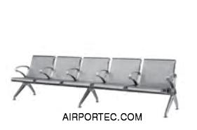 Airport chair series model WL600-K05