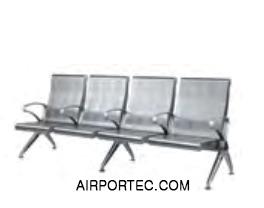 Airport chair series model WL700-K04H airportec.com