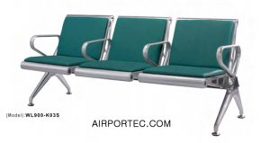 Airport chair series model WL900-K03S