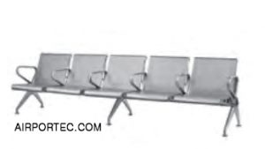 Airport chair series model WL900-K05 airportec.com