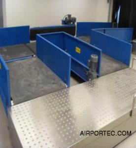 All kinds of collecting belt conveyor for storage airportec.com