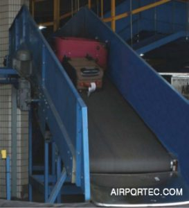 All kinds of collecting belt conveyor for storage2 airportec.com