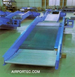 All kinds of collecting belt conveyor for storage3 airportec.com