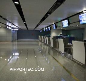 Check-in counter4 airportec.com