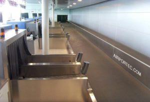 Collecting belt conveyor airportec.com