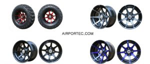 Customized colorful wheels( off road wheels )