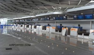 Weghing conveyor is all one set airportec.com