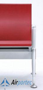 Jual kursi besi untuk ruang tunggu 2368 comfort