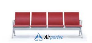 jual bangku bandara harga termurah 2368 red 4