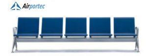 Harga Bangku Tunggu B2 5 Seater with 2 arms blue