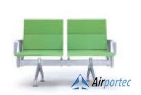 JuaL kursi tunggu bandara 2 dudukan