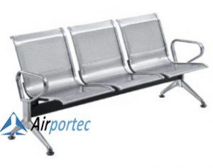 Beli kursi atau bangku tunggu untuk bandara murah dan berkualitas GCRS01