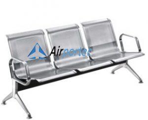 Beli kursi tunggu stainless steel surabaya GCPL01