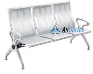 Harga Bangku tunggu Bandara 3 seat surabaya GC-GCD6101