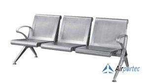 Jual bangku tunggu aluminium murah di surabaya GC-608