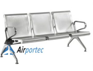 Jual kursi bandara stainless murah di surabaya GCE8101