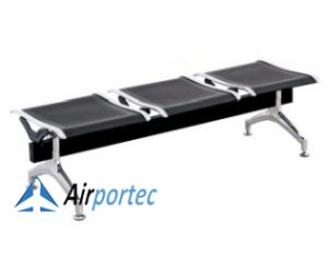 Kursi Tunggu stainless steel bandara GCL01