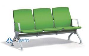 Jual kursi tunggu aluminium di surabaya GC1722