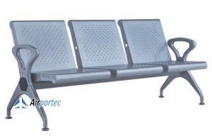 Jual kursi tunggu bandara stainless GC1706