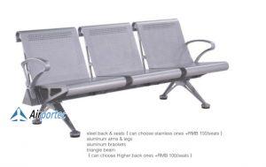 Jual kursi tunggu rumah sakit murah GC1622