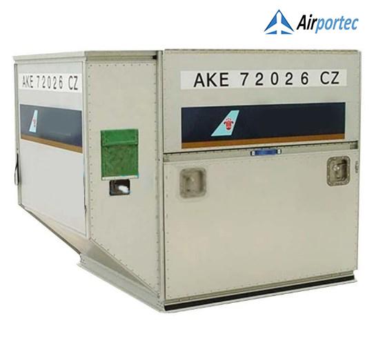 Jual Kontainer wadah pengiriman pesawat AKE