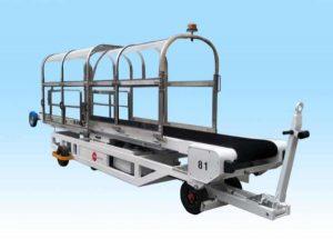 Loader conveyor murah surabaya untuk maskapai GCHT-BL60-2 3