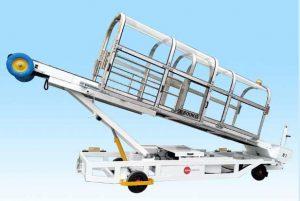 Loader conveyor murah surabaya untuk maskapai GCHT-BL60-2 4