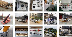 Tampilan Produk Loader conveyor murah surabaya untuk maskapai GCHT-BL60-2