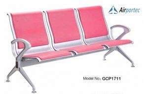 Bangku tunggu rumah sakit 3 seat GCP1711