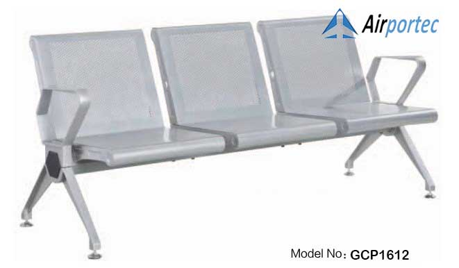 Beli kursi bandara model 3 tempat duduk GCP1612