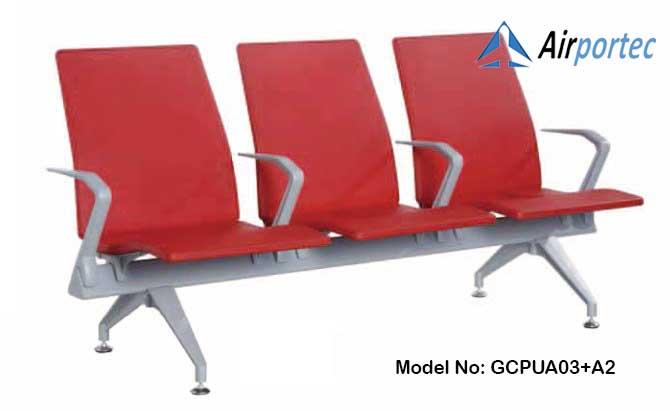 Kursi tunggu bandara juanda model GCPUA03+A2