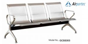 Kursi tunggu besar dengan senderan GCSS303